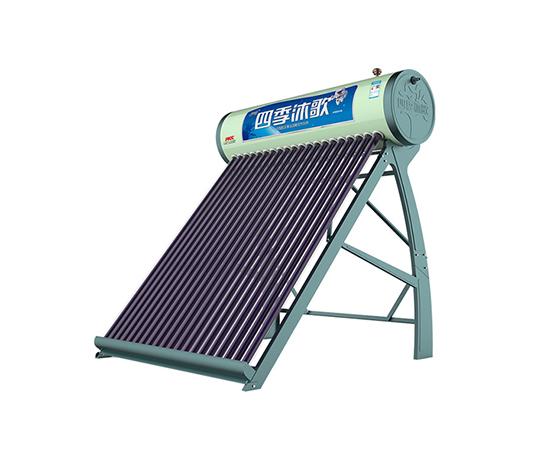航+悦动 太阳能热水器