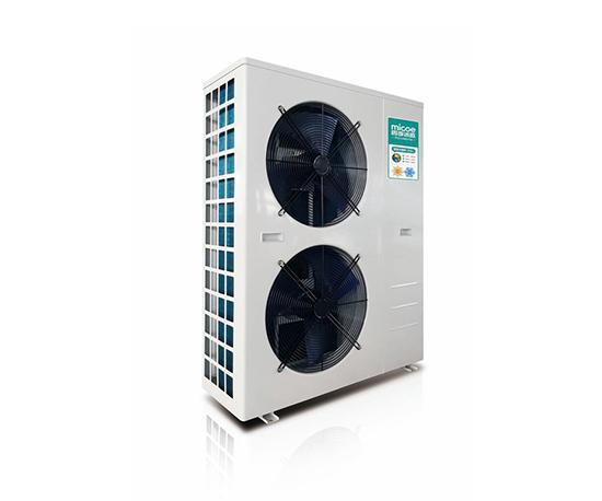 爱家采暖冷气机低温整体式-南方采暖整体机