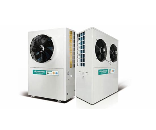 5P分体一体地暖机